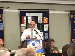 Downtown Pensacola Rotary Club Presentation