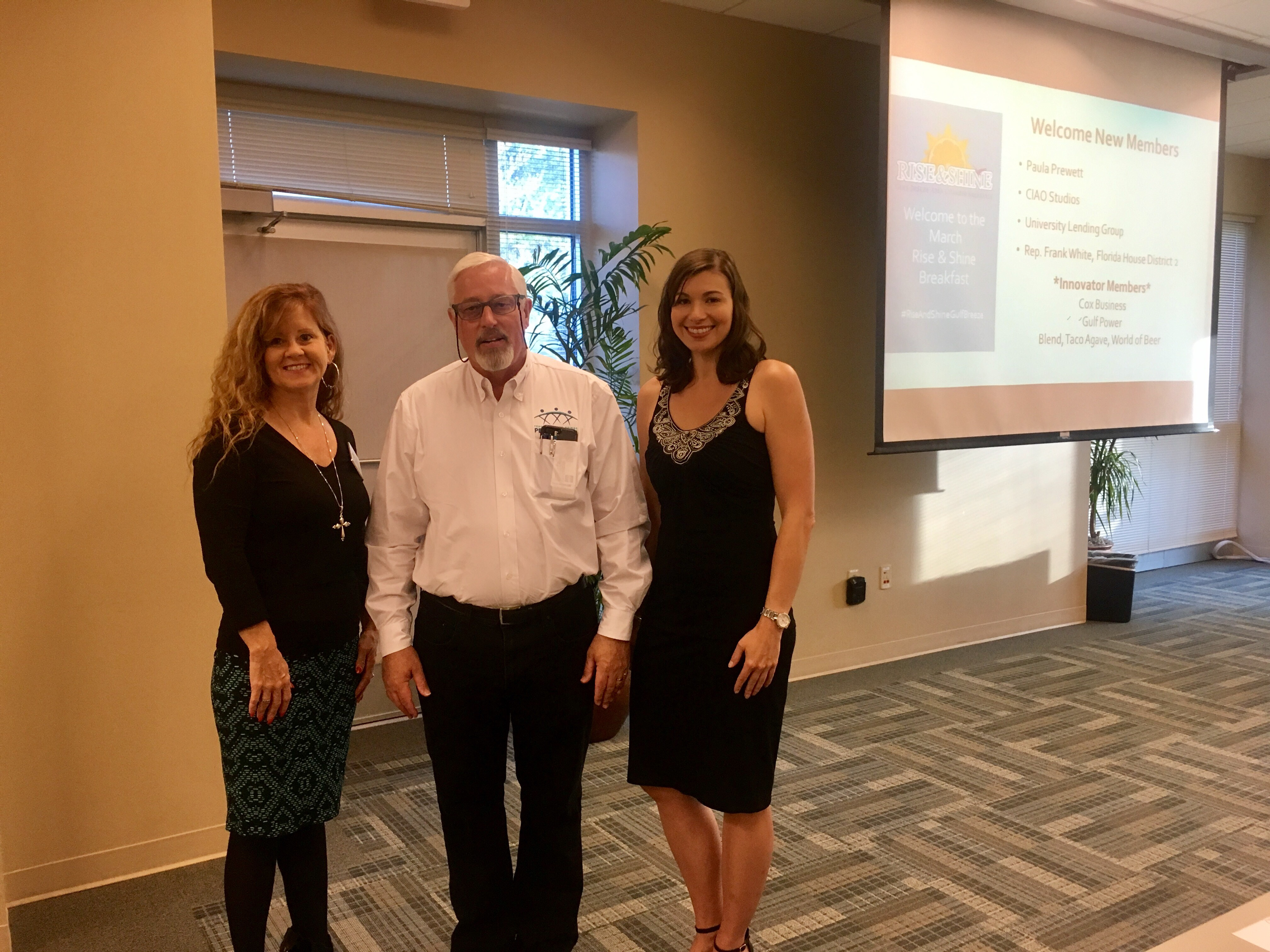 Gulf Breeze Chamber of Commerce Presentation