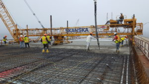 Pensacola Bay Bridge construction team reaches another milestone