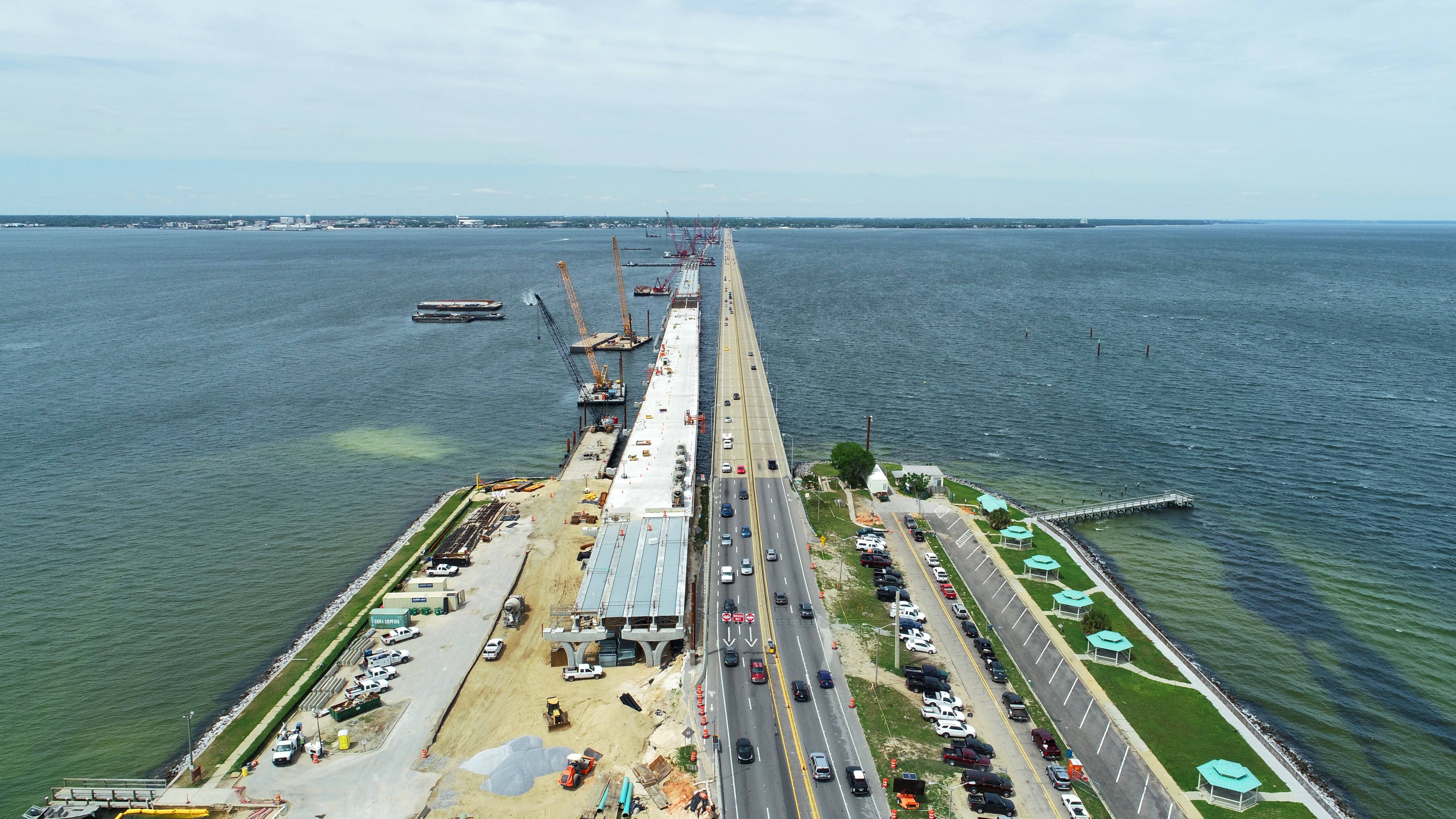 "Pensacola Bay Bridge ""By the Numbers"""