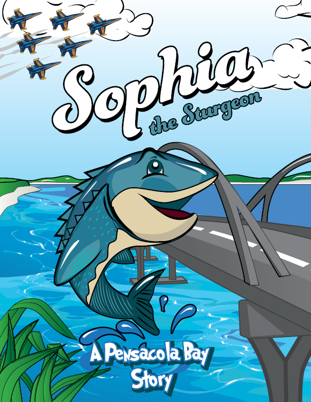 Sophia the Sturgeon