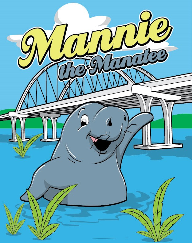 Mannie the Manatee