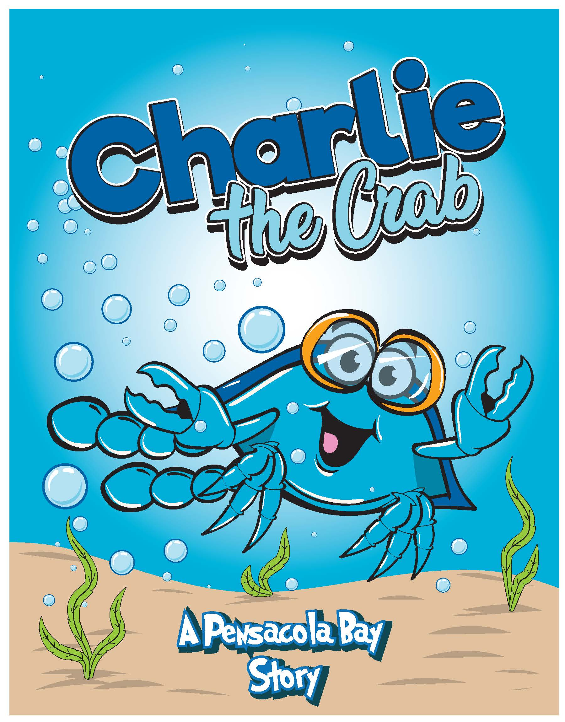Charlie the Blue Crab