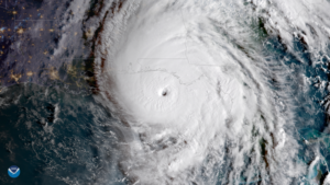 "Early hurricane forecast predicts ""slightly below normal"" season"