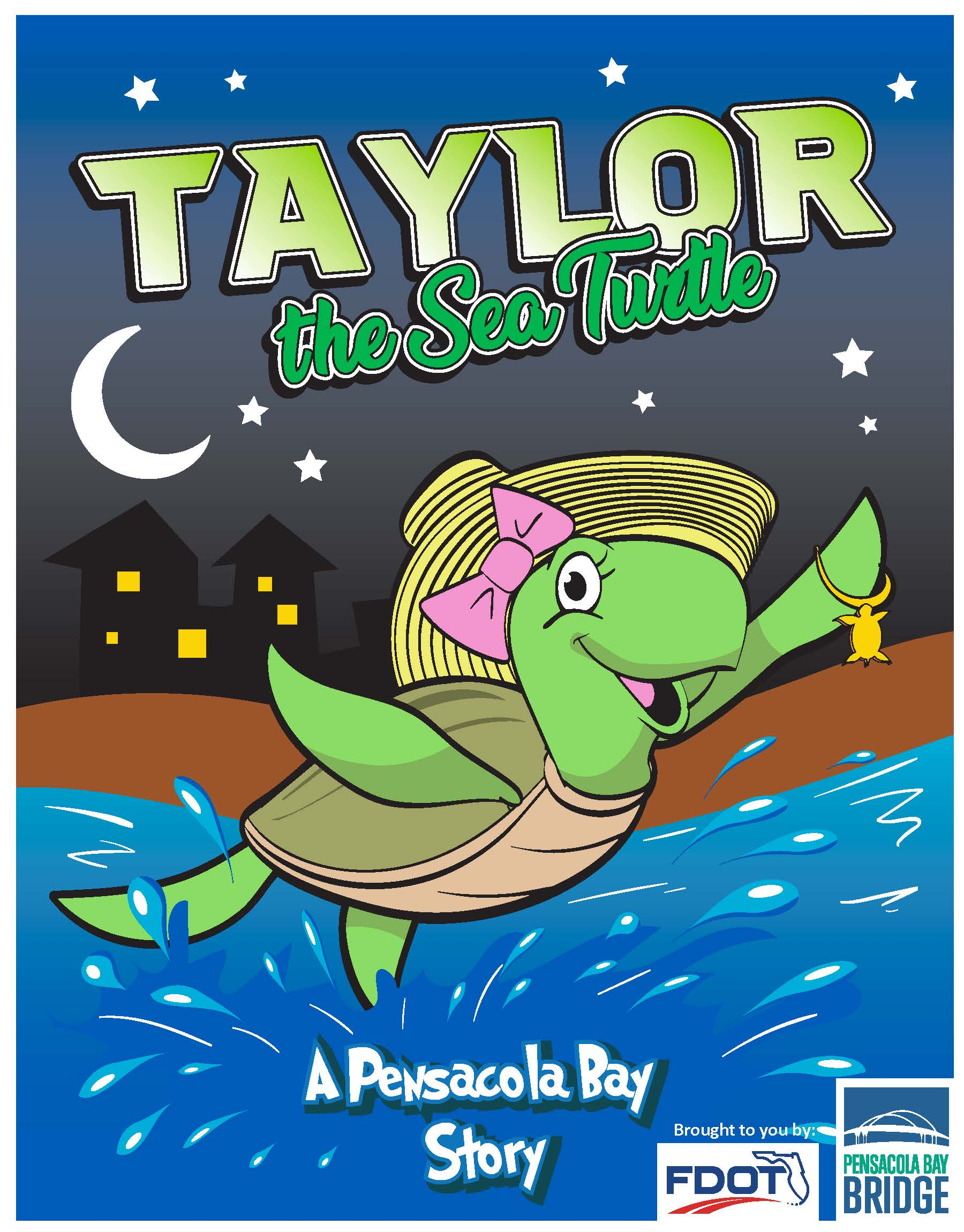 Taylor the Sea Turtle