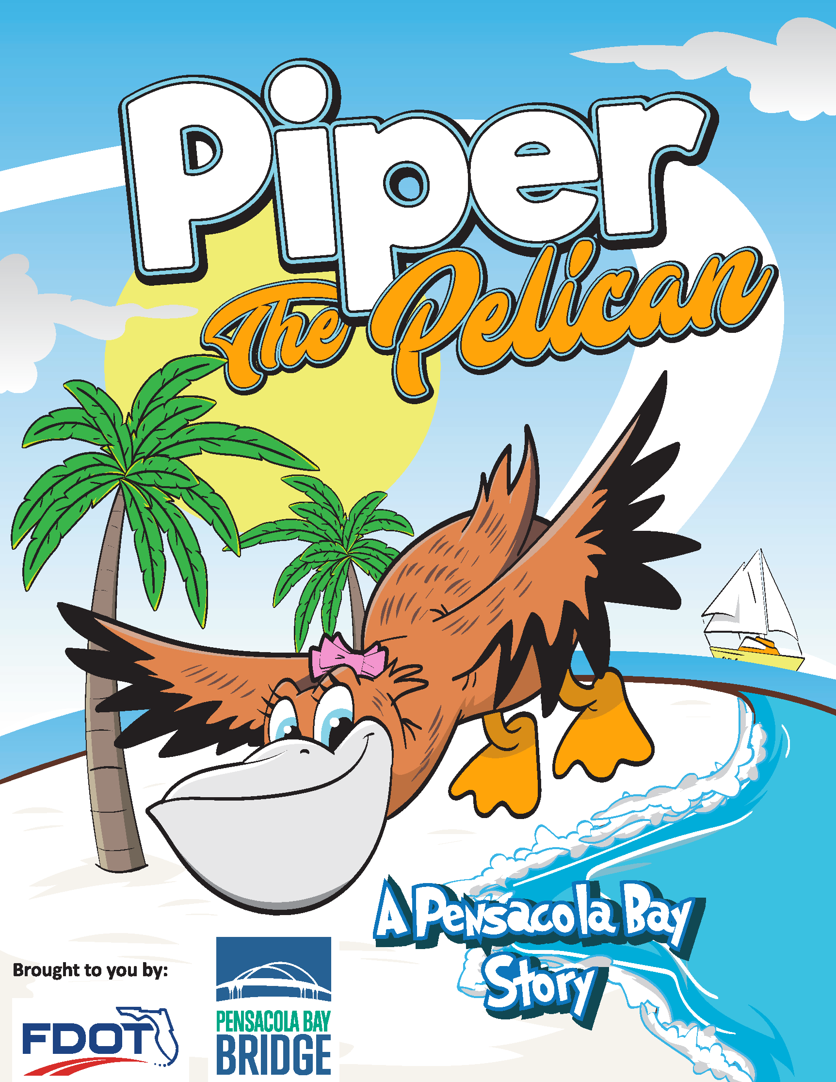 Piper the Pelican