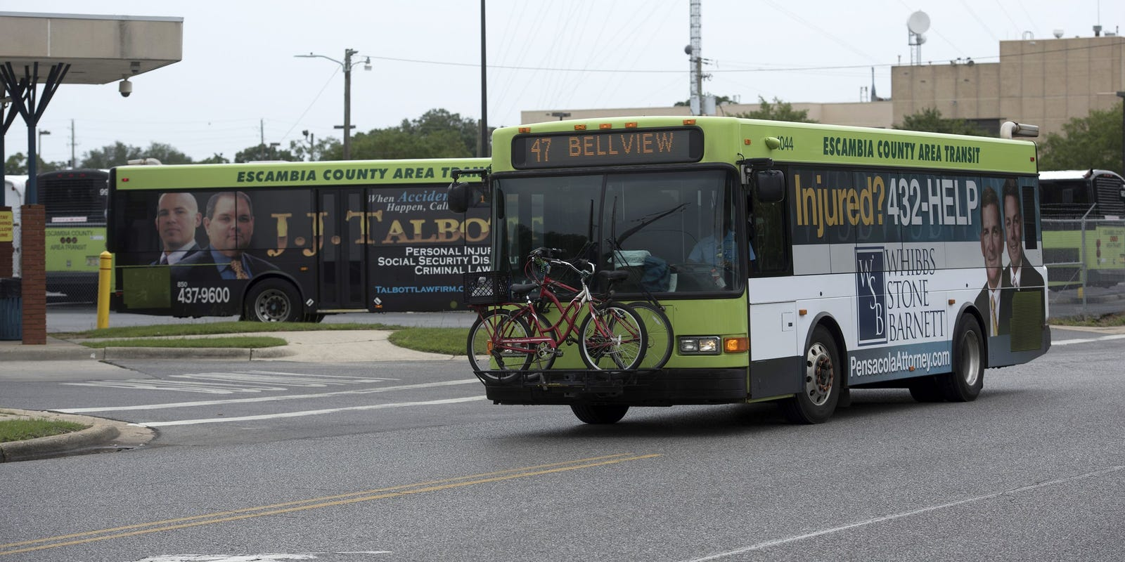 Free bus service expanded to include Pensacola Beach