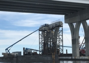 Update:  Pensacola Bay Bridge damage repair