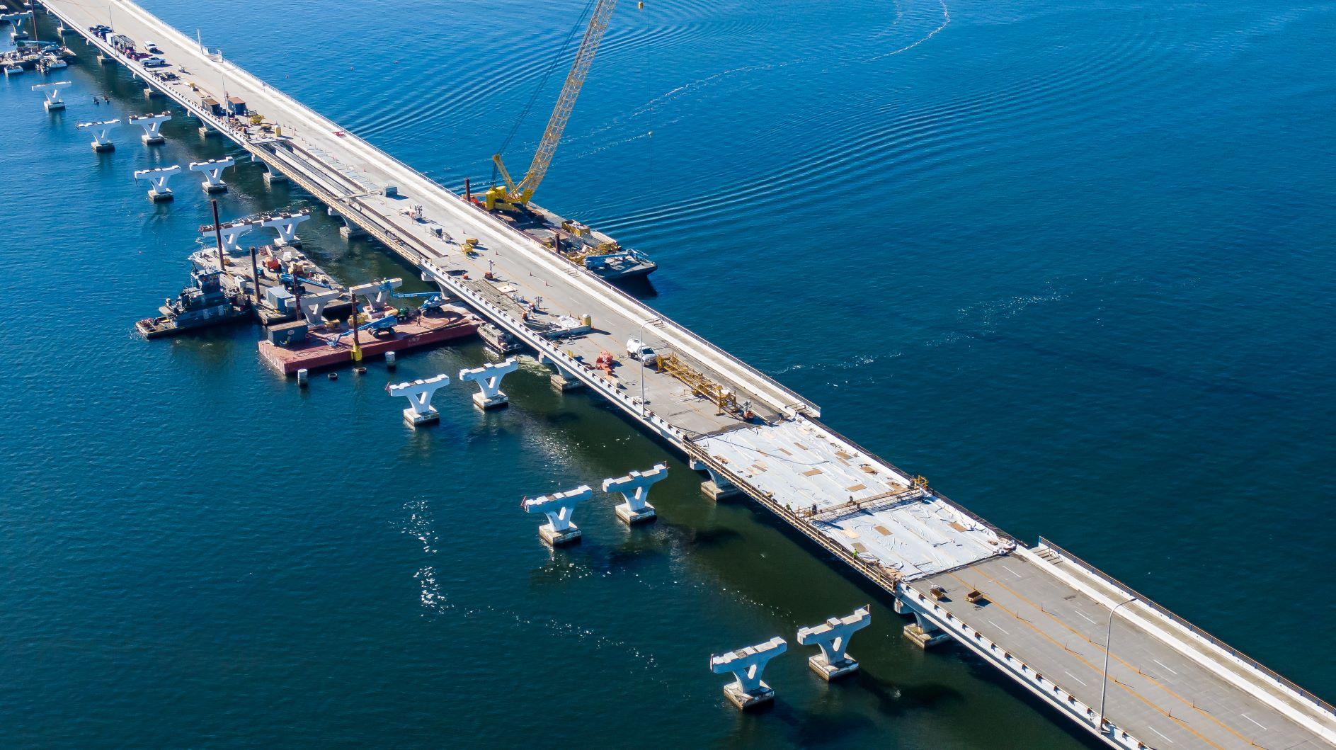 Efforts increasing for Pensacola Bay Bridge repair