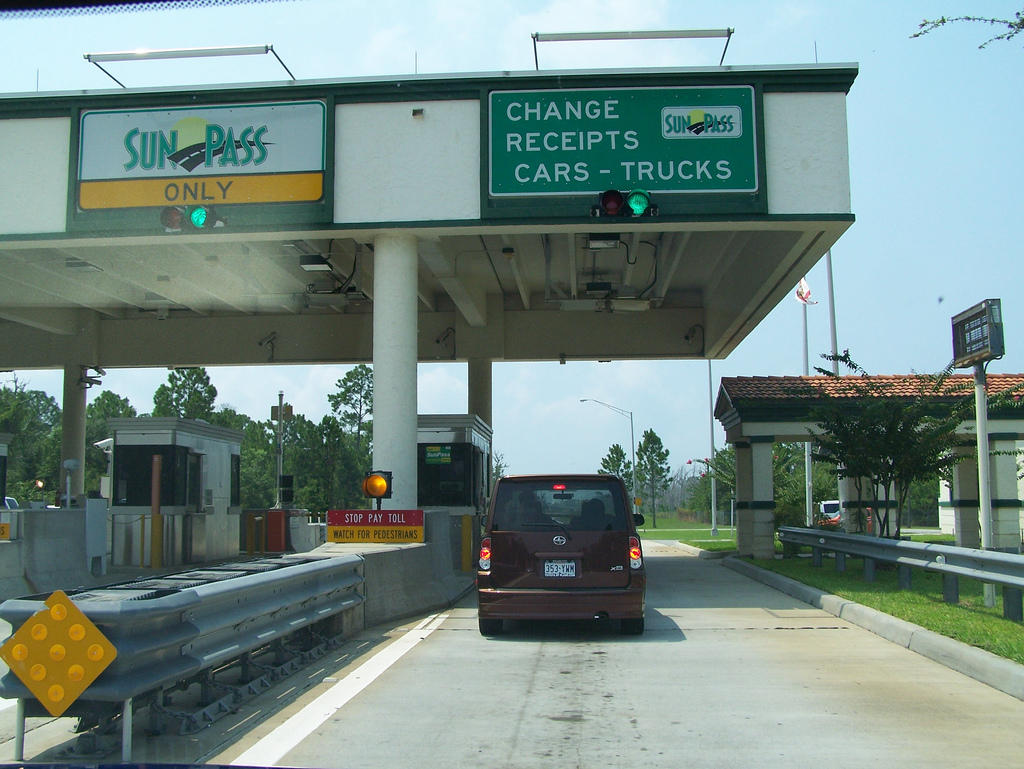 Toll suspension extended on Garcon Point Bridge through May 9