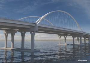Bridge Renderings