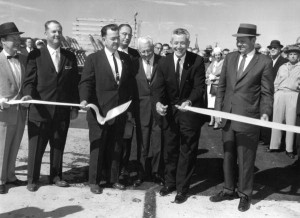 Opening of the current bridge