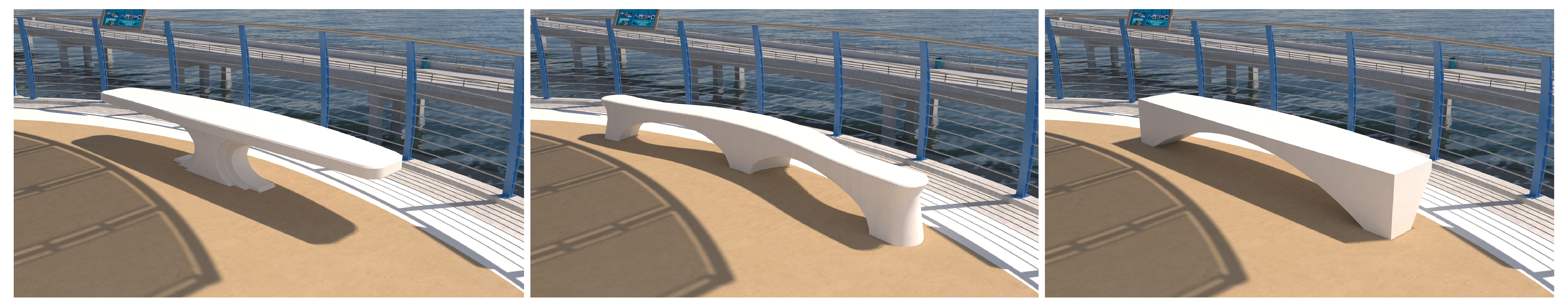 Escambia, Santa Rosa High School Students to Vote on Pensacola Bay Bridge Mile Markers, Benches