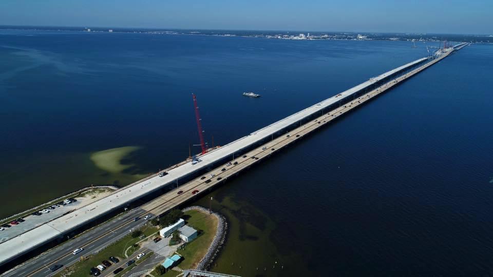 "Pensacola Bay Bridge ""By the Numbers"""