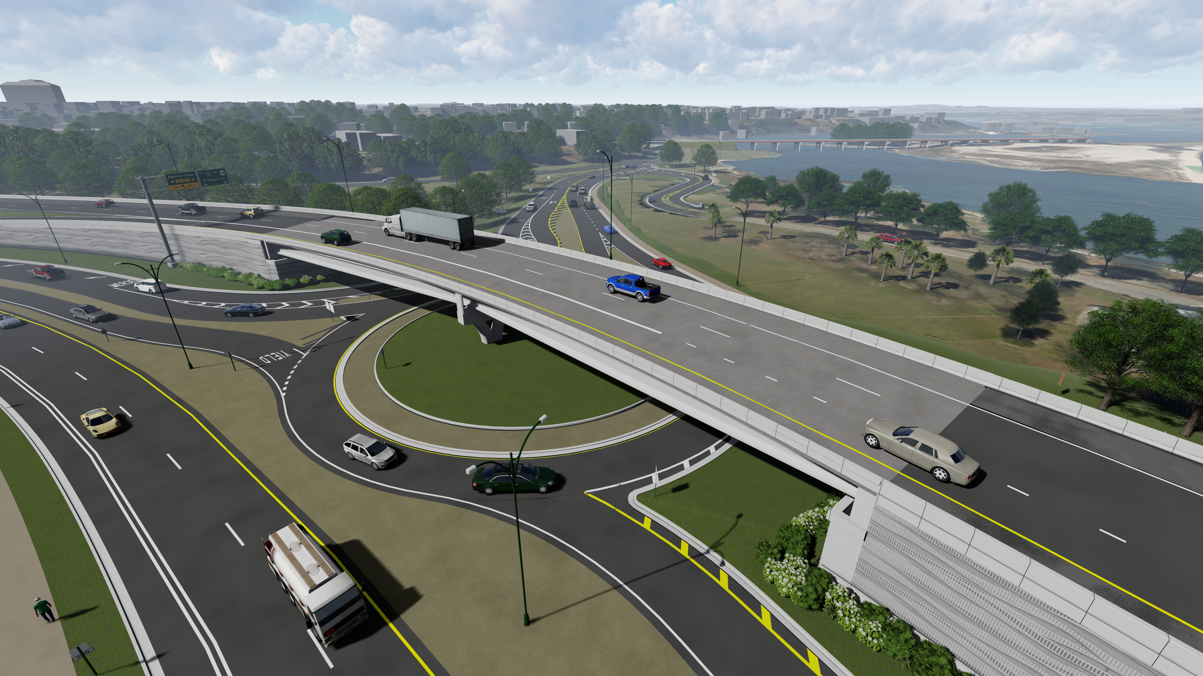New interchange planned at 17th Avenue in Pensacola