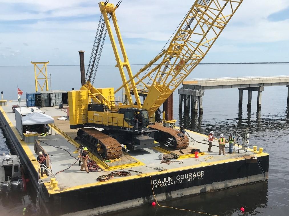 Update:  Garcon Point Bridge tolls suspended until Dec. 13