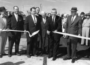 Opening of the current bridge