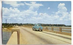 Thomas A. Johnson Bridge (circa 1950s)